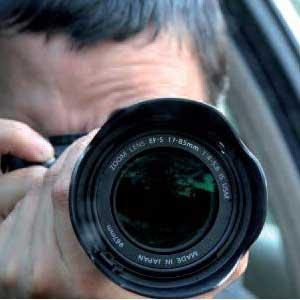 surveillance investigator Glasgow